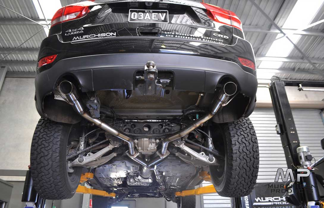Murchison Wk2 Grand Cherokee 3 Exhaust Murchison Products 07 3205 5011 Brisbane Jeep Ram Service Centre And Aftermarket Parts Specialists